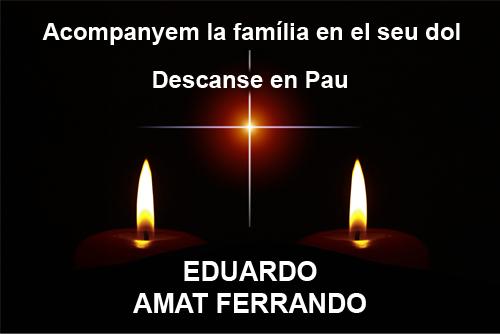 EDUARDO AMAT FERRANDO